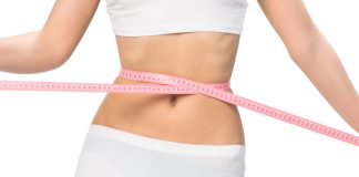 skinny waist with measuring tape, garcinia before and after you won't believe